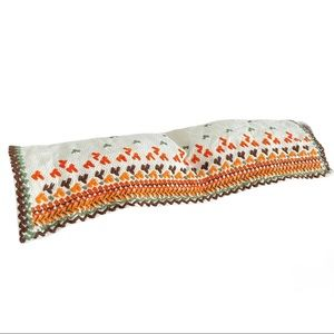 Retro Mid Century Couch topper vintage